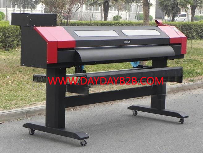 Eco Solvent outdoor leather Fabric textile printer with Best Brand DX7(China (Mainland))