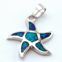 opal jewelry with cz stone;fashion opal pendant Mexican fire opal pendant The latest fashions OP191A