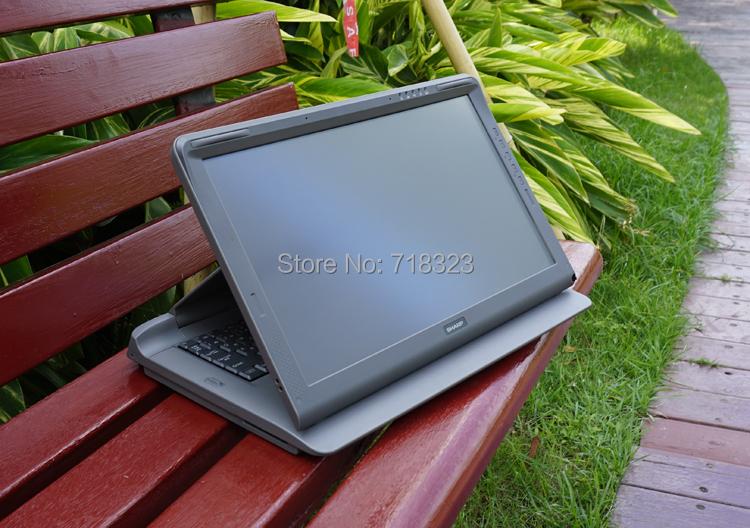 ORIGINAL STOCK sharpPC-BM10 ultrabook i5-520M PGA 16.2inch 1920*1080 HD screen 4G Win7/8 flicks hand-touch foldable laptop(China (Mainland))
