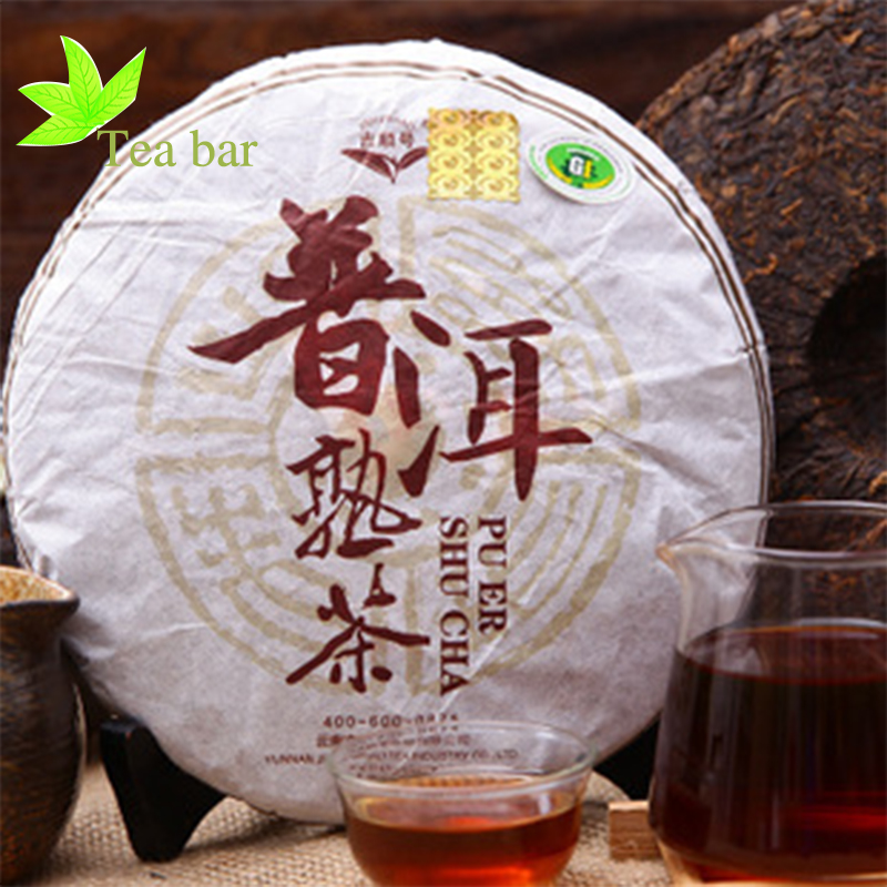 puer tea Hot Selling Wholesale Chinese puer ripe tea 357g 100 Natural Organic pu erh Strengthen