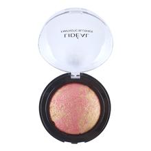New Brand Bronzer Powder Blush Blusher Makeup Palette Free Shipping With Brush(China (Mainland))