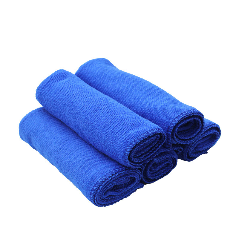 4 pcs Super Absorption Microfiber Car Care Towel Car Wash Towel Cleaning PEVA Towel Synthetic Suede Chamois Car Styling(China (Mainland))
