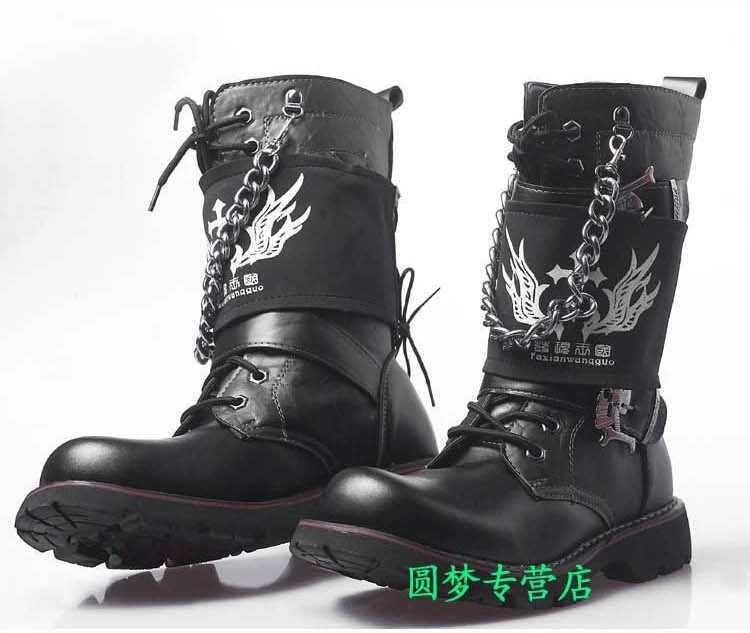 Boots Punk Fashion Punk Rock Boots