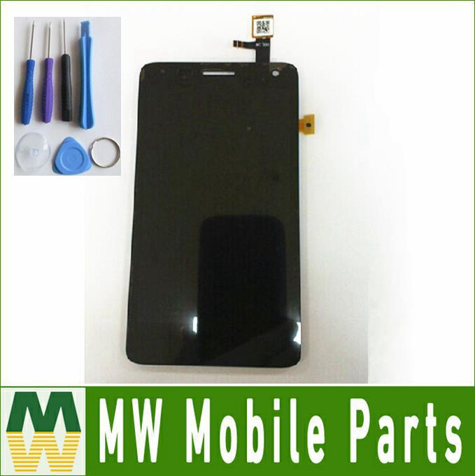 LCD Display + Touch Screen Digitizer Assembly+Free Tools For Lenovo S660 1PC /Lot Free Shipping