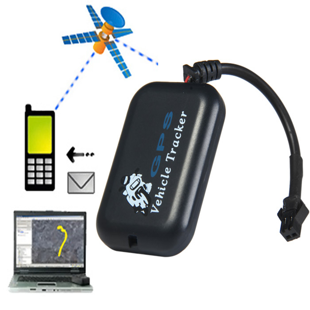 Mini GSM GPRS Tracking system SMS Real Time Car Vehicle Motorcycle Monitor Tracker Rastreador Localizador GPS Motorcycle TK102b(China (Mainland))