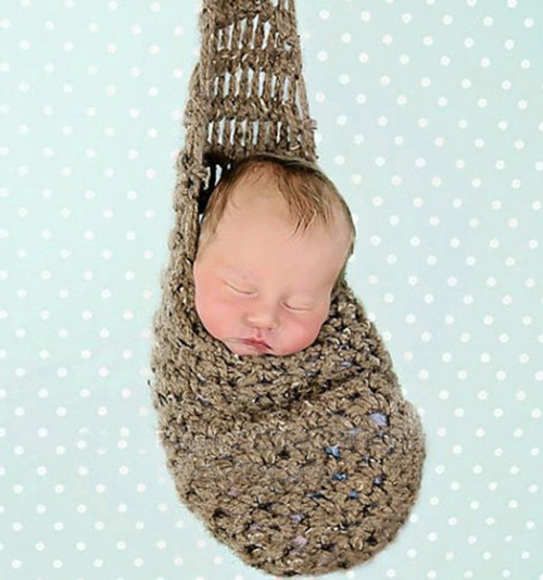 Newborn Crochet Outfits 2015 Minion Costume Baby Knitted Hat Newborn ...