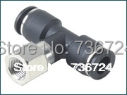 PBF 4-01   tube size 4mm,Thread 1/8 ,push in fitting Female thread Pneumatic Connector