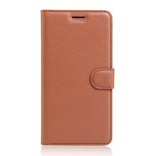ZTE Blade V7 Leather Cases Cover Litchi Grain Wallet Protective Case - Beautiful Tech store