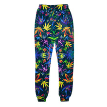 H&Unique-new style joggers pants 3D graphic galaxy space sport running sweat pants sweatpants for men/women hip hop trousers(China (Mainland))