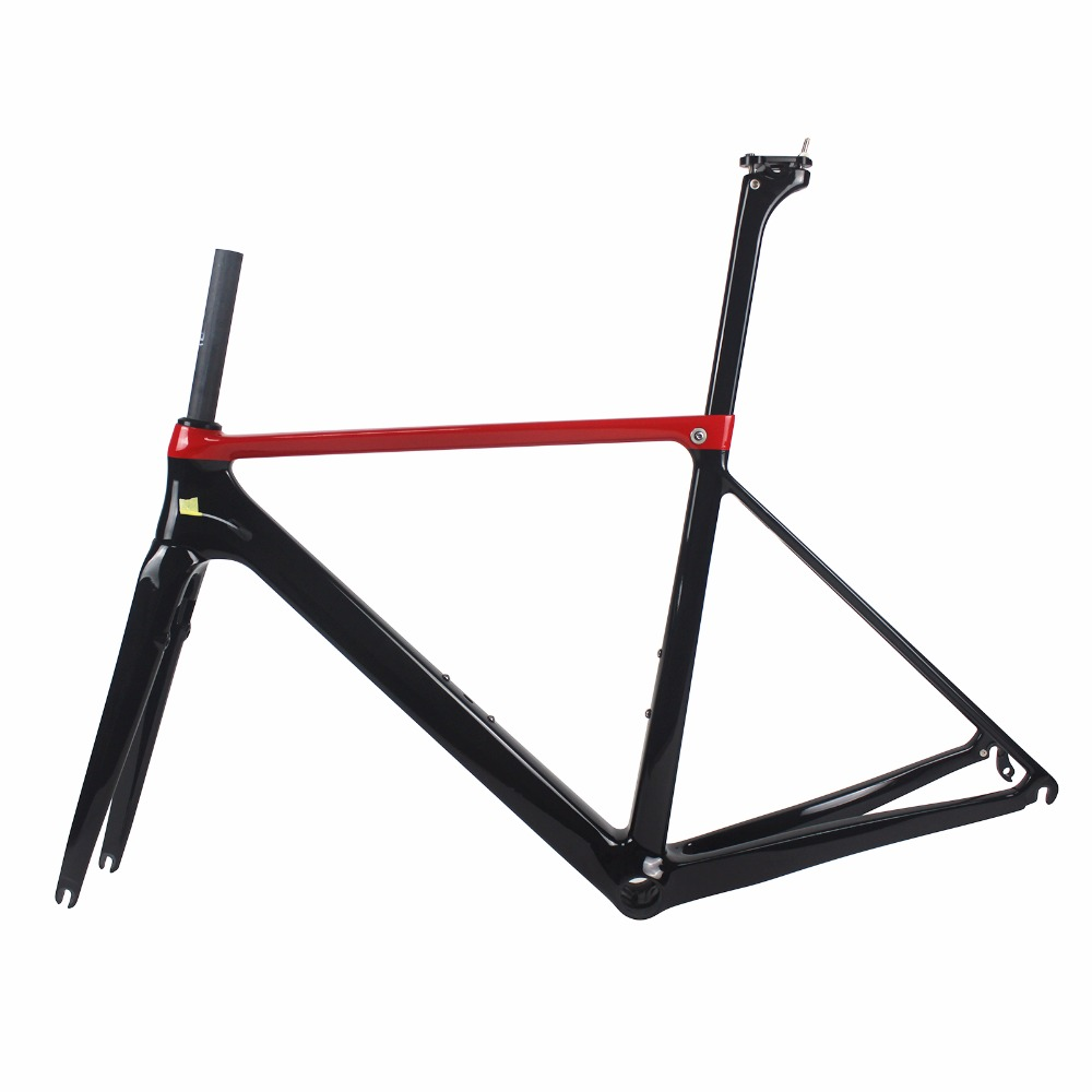 ORGE DIY High quality carbon frame road bicycle lightweight ud BB86 carbon bike frame(China (Mainland))
