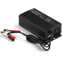 Wholesale 72V 5 Amp Lead Acid Battery Charger Car Battery Charger 4 Stage Automatic Charging With CE(China (Mainland))