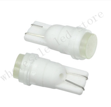 2x T10 1W Ceramic 194 168 SMD High Power Housing LED Car Led Light Bulbs - store