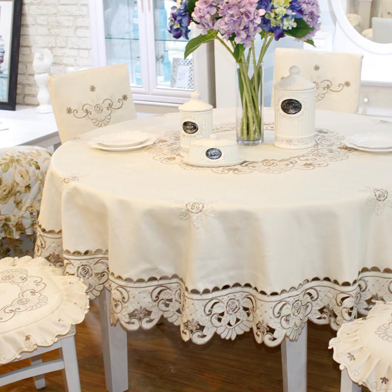 nappe de table ovale. Black Bedroom Furniture Sets. Home Design Ideas
