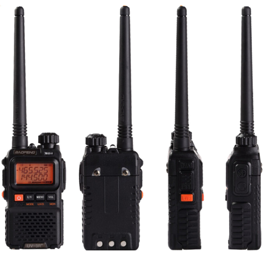 Top rated long range walkie talkies