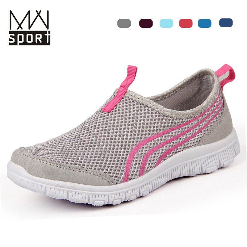 2015 NEW Fashion Women Sneakers, Cheap Walking Men's flats Shoes men breathable Sports Running Shoes 7 colors size 23-28.5cm(China (Mainland))