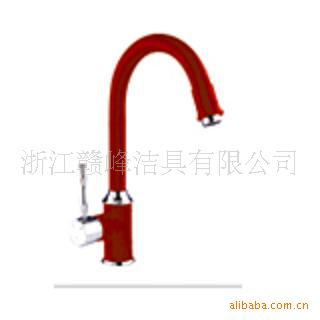 Tiger color kitchen faucet Ben Black / Rose Farm sink faucet sink faucet hot and cold water<br><br>Aliexpress