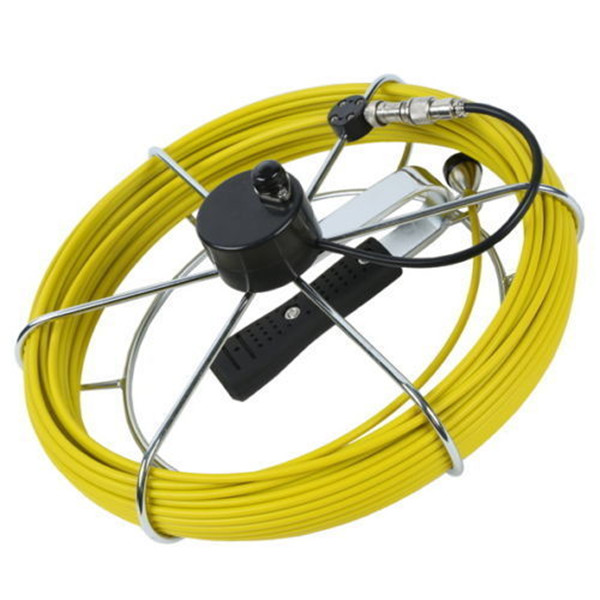 50M Pipe Inspection Camera Sewer Video Snake Plumbing Pumps Tool Wire Cable(China (Mainland))