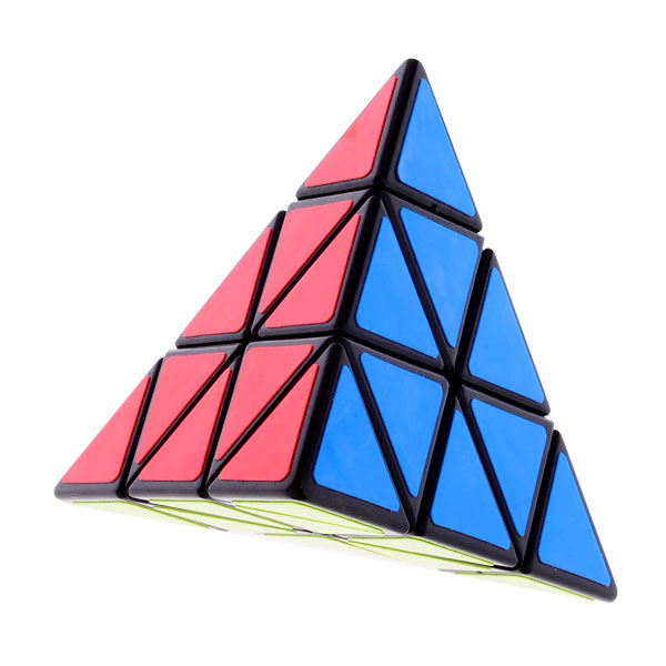 Shengshou Triangle Pyramid Pyraminx Magic Cube Puzzle Speed Magic Cubes Educational Toy Special Toys(China (Mainland))
