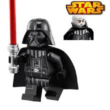 Star Wars Darth Vader With Red Lightsaber Super Heroes Building Blocks Sets Children Classic Models Bricks Toys For Kids Gift(China (Mainland))