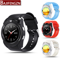 Q7 bluetooth smart watch for android phone support SIM Pedometer reloj inteligente sport wristwatch PK gt08