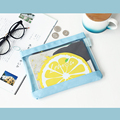 High quality and lovely creative imitation fish box fish shaped school pencil bag stationery school pencil case   student gift