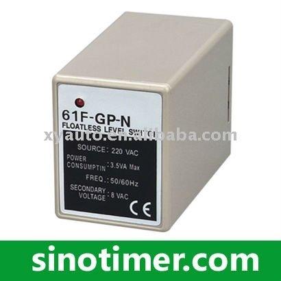 OMRON Brand 220V AC Floatless Level Switch 61F-GP-N