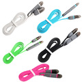 Hot Sale Micro USB Cable 2 in 1 Sync Data Charging USB Cable for iPhone 5s