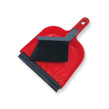 Decorate Cleaning Tool Mini Small Plastic Broom Broom And Dustpan Set Small Coffee Table Cleaning Brush Dustpan(China (Mainland))