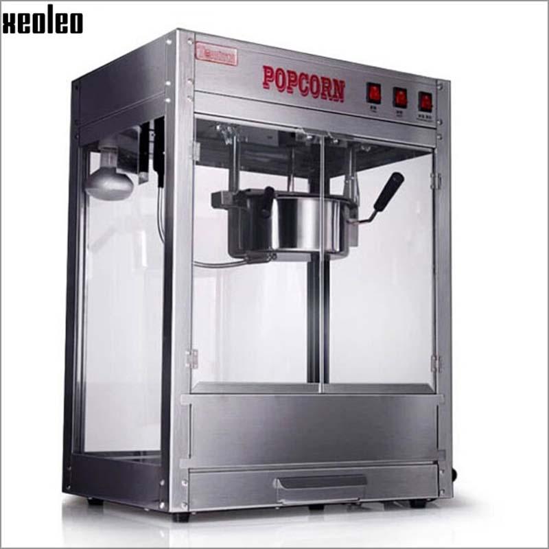 best popcorn machine brands