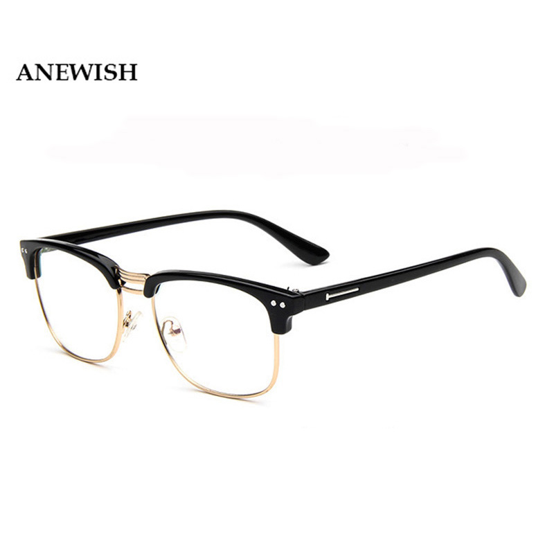 buy designer eyeglasses online mt0k  ANEWISH 2017 Discounts Fashion Designer Glasses Women Eyewear Accessories  Male Eyeglasses Frames Men Oculos De Grau