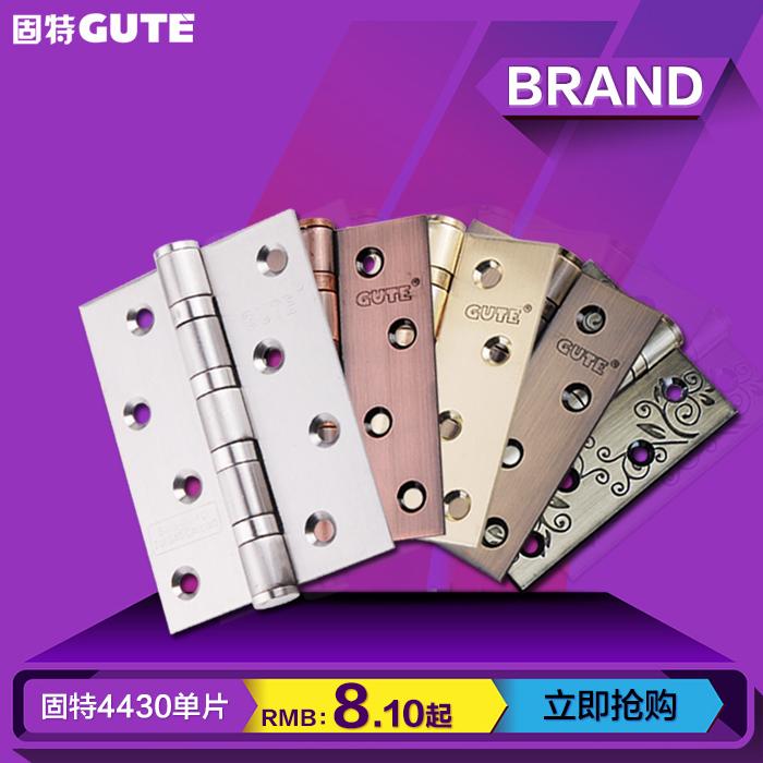 Goodrich brand hardware stainless steel hinge hinge bearing interior door hinge package dedicated chip shot(China (Mainland))