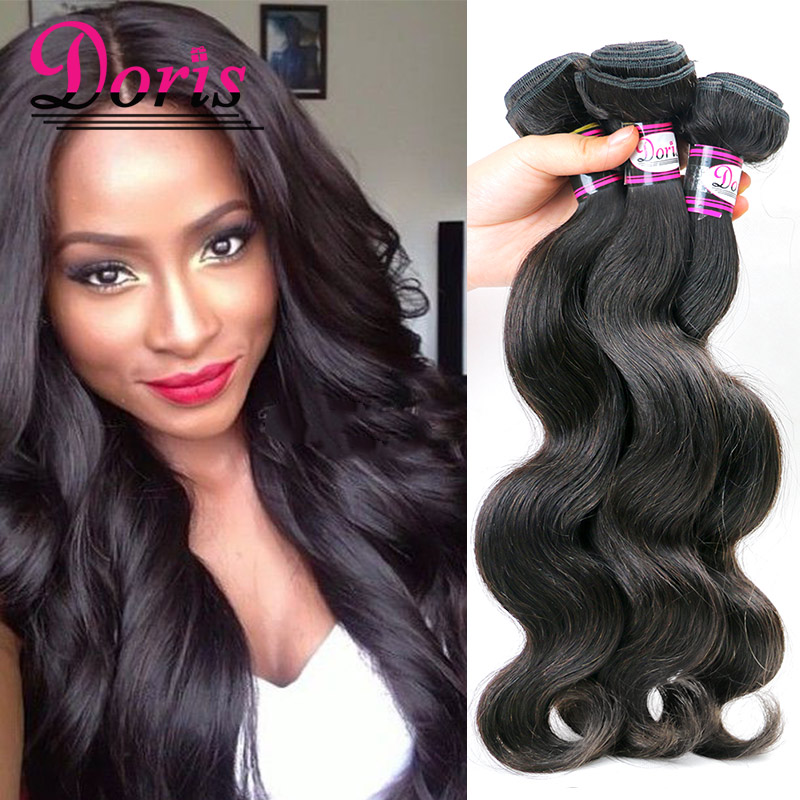 Queen Hair Products Peruvian Virgin Hair Body Wave 3 Pcs Peruvian Body Wave,Cheap Human Hair Extension Soft Virgin Peruvian Hair