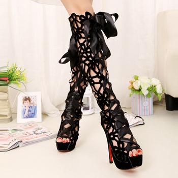 Designer Gladiator Heels | Tsaa Heel
