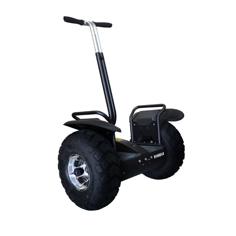 Cross Country Standing Smart 2 Wheel Electric Scooter 2