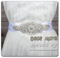 2015 Hot Selling Evening Dress Belt Wedding dress sash belt Handmade with 400Cm length RIbbon and