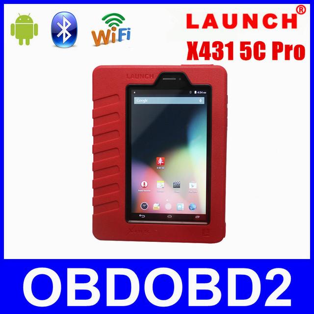Launch X431 5C Pro 100% Original WIFI/Bluetooth Supports Universal Multi-Vehicle Multi-Language 5C X-431(Equal to X431 V PRO)