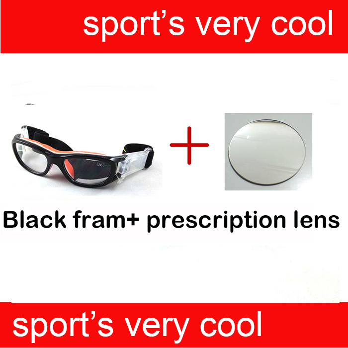 Children Optical Prescription Polycarbonate Safety Glasses Football / Soccer Players Protect Eye injured - sport's very cool store
