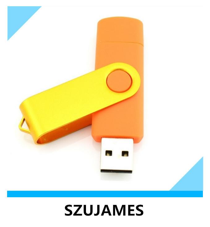 Rotate U disk Multicolor micro usb Smart Phone USB Flash Drive 8GB 16GB 32GB 64GB pen drive memory stick u disk pendriver(China (Mainland))