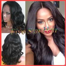brazilian hair full lace wig promotion