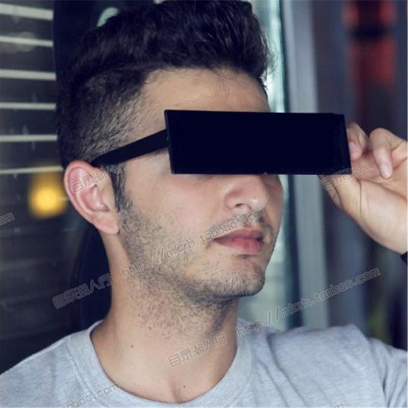 Deal with it Glasses Pixel Oversized Women Men Sunglasses Female Male Mosaic Sun Glasses Minecraft Men