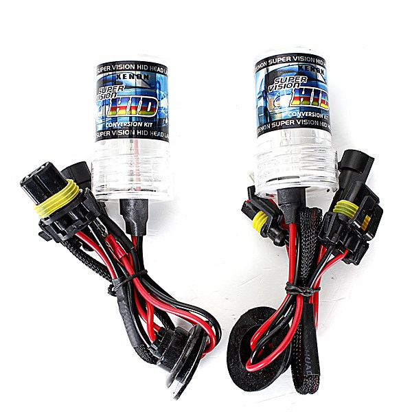 2x H1 55W Xenon for HID Replacement Car Auto Headlight Light 3000K 4300K 5000K 6000K 8000K 10000K 12000K 15000K 30000K Lamp Bulb(China (Mainland))