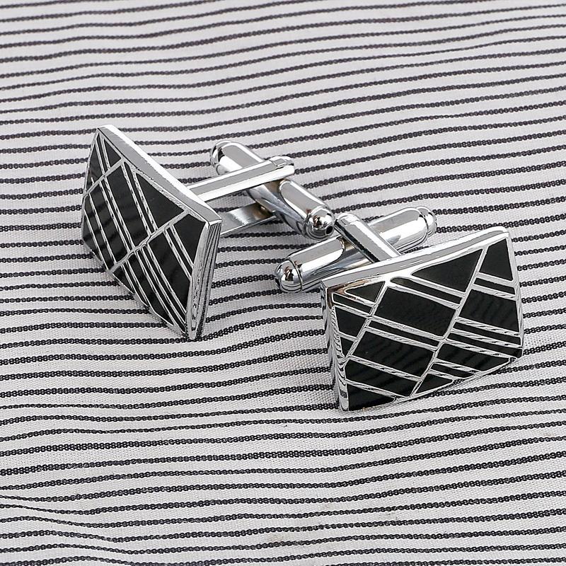 Зажимы для галстуков и запонки из Китая