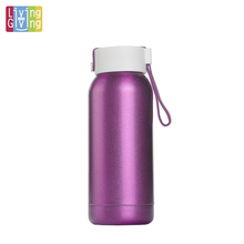 250ml Stainless Steel Insulated Vacuum Flask Thermos plus one Stopper Set 4 Colors Thermoses Mug Thermal Water Bottle