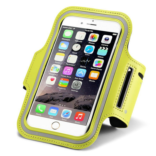 Common 4.5-5.2 Inch Phone Armband For Iphone 6 Sports Case For Samsung Galaxy S GYM Running Arm Band For Moto G Moto X M7/8/9(China (Mainland))