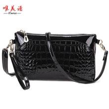 women messenger bags 2015 new Embossed Leather Ladies shoulder diagonal cross bag leather handbag purse bag, hand bag