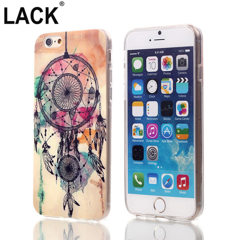 4.7 Inch iphone 6S Case Ultra-thin Flag/stereo cabinet shape phone Cases Cover non-mainstream Soft TPU Cartoon - one yuan profit store