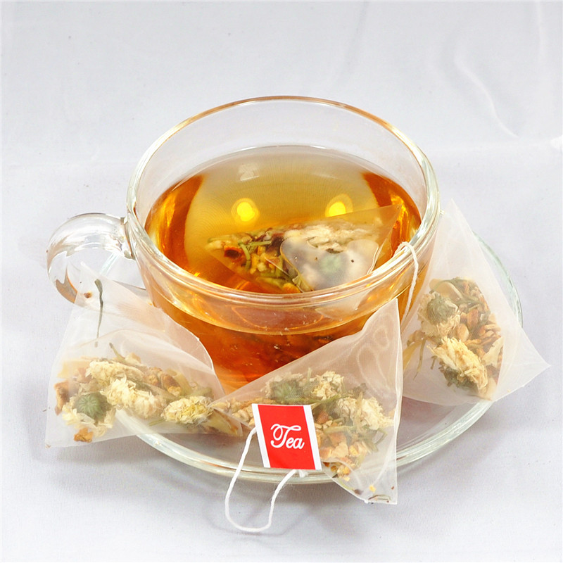 Promotes Healthy Digestion,Burns Fat and Reduces Fat Storage, Control Weight Management ,chrysanthemum Fructus Momordicae tea(China (Mainland))