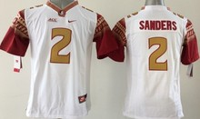 2016 new arrivals,high quality,Florida State Seminoles Jameis Winston Dalvin Cook Deion Sanders ,camouflage(China (Mainland))