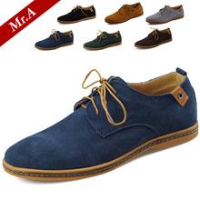 Fashion Men Shoes British Winter Style Warm Leather Shoes Men's Casual  Low Fashion Cool Men Oxford Shoe for Men Shoe Hot(China (Mainland))