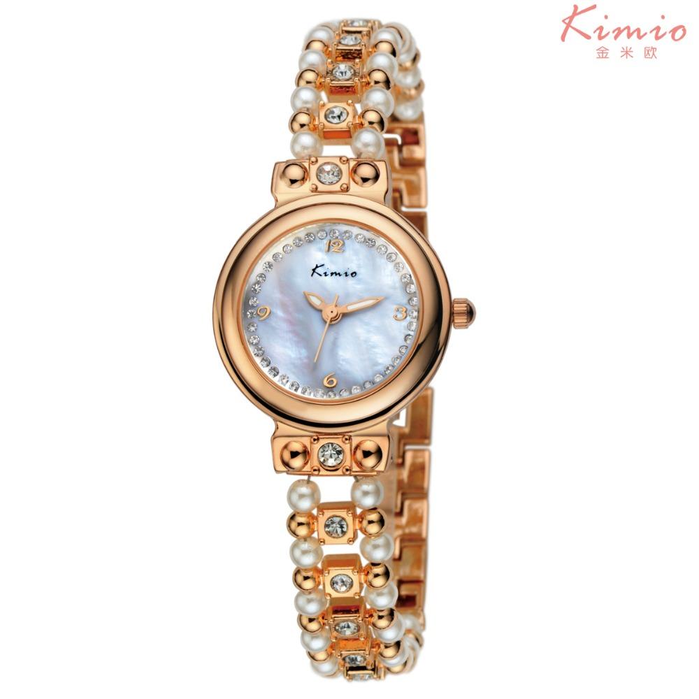 KW511S New Fashion KIMIO Brand Watches Quartz Women Dress Wristwatch Lady Alloy Crystal Watches Clocks Relogio Feminino<br><br>Aliexpress